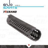 Смесь волокна углерода Keymod Handguard рельса Picatinny 12 дюймов (CFC)