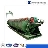 Wasmachine van het Zand van het Product van het octrooi de Spiraalvormige van Lzzg