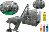 유리병 주스를 위한 자동 차 에너지 음료 주스 가공 기계장치 생산 라인을 완료하십시오