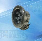 indicatore luminoso subacqueo LED della piscina chiara sotterranea IP68 di 6W