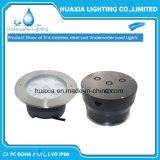 18W inoxidable de alta calidad LED bajo el agua luz LED inground luz LED piscina luz