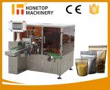Automatische Beutel-Vorgegebene Verpackungsmaschine für Puder, Korn