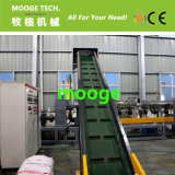 Linha de máquinas de granulação de reciclagem de plástico LDPE PE de alto desempenho