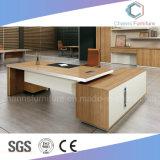 Moderne hölzerne Schreibtisch-Manager-Tisch-Büro-vollziehendmöbel