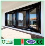Стекло окна типа Европ алюминиевое складывая двойное с As2208