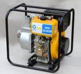 тепловозная водяная помпа полива 4inch водяной помпы 10HP аграрная тепловозная