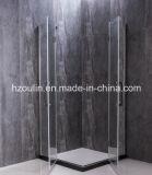 簡単な正方形のシャワー機構