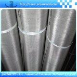 Acoplamiento de alambre tejido usado en el mío