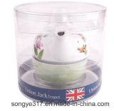 Contenitore trasparente di bolla del PVC della teiera di ceramica