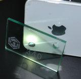 La fabbrica /Clear trasparente si è sporta strato acrilico