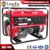 Anditiger Generador Gasolina 5000W portátil con ruedas Honda 5kw Generator