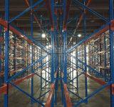 Op zwaar werk berekend Industrieel het Rekken van de Pallet van het Pakhuis Selectief Systeem