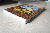 Caderno do papel do livro de exercício do estudante da escola da faculdade