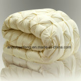 Edredón certificado global de las granes variedades coloridas