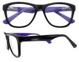 Marco hecho a mano de las lentes del espectáculo de Eyewear del acetato