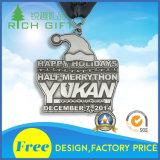 Métal de constructeur/pièce de monnaie/souvenir/sport/or/médaillon faits sur commande d'insigne/récompense/marathon aucun minimum