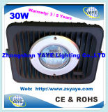 Luz impermeable del túnel de la MAZORCA luz/50W de inundación de la MAZORCA 50W LED de la alta calidad del precio de fábrica de Yaye 18 LED (vatios disponibles: 10W-150W)