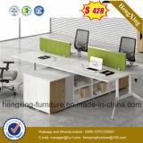 熱い販売法のオフィス用家具4のシートワークステーションオフィスの隔壁