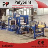 Alta saída de PP, linha de extrusão de chapa de plástico PS (PPSJ-100A)
