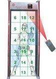 De Gang van het Systeem van het alarm door de Detector van het Metaal met Ce ISO