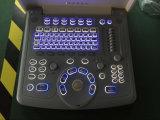人間および獣医カラードップラーデジタル超音波のラップトップ