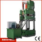 Quatre Presses hydrauliques de la colonne Double Action Emboutissage Presse hydraulique utilisée dans la transformation des produits de métal
