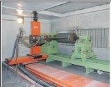 Ligne de produits économique matériel pour le traitement de surfaçage d'enduit de surface de corrosion d'Anit de pipe de conduite de cheminée de convertisseur de Chine
