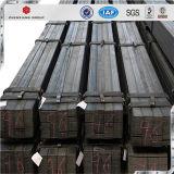 La Chine meilleur prix fournisseur haute qualité en acier doux Barre d'acier plats au carbone