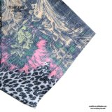 Alineada de lino floral del precio bajo de Srta. You Ailinna 360250