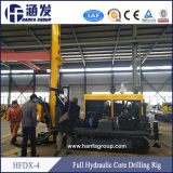 Pleine plate-forme de forage hydraulique de faisceau de roche du câble Hfdx-4