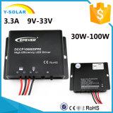 6A/12V; illuminazione impermeabile Dccp10060dpri del driver LED di 12A/24V 3.3A LED