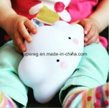 O brinquedo bonito da lâmpada da noite de Eco-Friecdly do bebê para a HOME decora/celebração de Paty