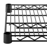 NSF Epoxy Metal Wire Display Rack pour magasin / Supermarché