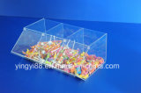 En acrylique transparent de qualité Super Candy Box pour la vente