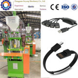 Машины инжекционного метода литья фабрики Китая и хорошего качества для кабелей разъема