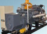 6 실린더 100kw 발생로 가스 발전기
