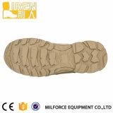 Ботинки пустыни армии хорошего качества самомоднейшей конструкции воинские