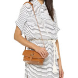 P3012. A forma das bolsas do desenhador do saco das senhoras das bolsas do saco de couro da vaca do vintage da bolsa do saco de ombro ensaca o saco das mulheres