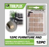 表のフィートの足はスリップ防止多機能の家具のパッドにパッドを入れる