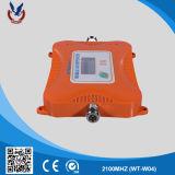 De draadloze Mobiele Repeater van het Signaal WCDMA 2100MHz met OpenluchtAntenne
