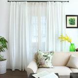 Ropa de cama disponibles Multi-Colors cortina blackout sólida estructura (14F0010)