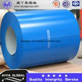Prepainted médios bobinas galvanizados a quente/ Prepainted bobinas galvanizadas de cor