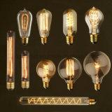 Lumières d'éclairage LED Éclairage électrique Edison avec CE, certification UL