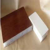Los paneles de aluminio del panal de la superficie de la capa del rodillo del molino para los muebles (HR470)