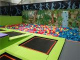Equipamento comercial do parque do Trampoline do divertimento do elogio