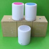 7개의 색깔 Changering 무선 지능적인 Bluetooth 램프 스피커 (533)