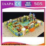 2016人のTrampolinewonderfulの高品質の屋内子供の娯楽装置との新しい子供の運動場装置の熱い販売Plaground