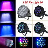 1W het Licht van de Partij van de Staaf van de Disco van het Lichteffect DMX512 DJ van het LEIDENE 36PCS PARI van het Stadium