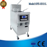 Fritadeira Contínua Ofe-H321L, Fritadeira Comercial, Elemento de aquecimento com frigideira
