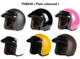De hete Verkopende Retro Beschermende Helm van Motorfietsen, Retro Kruis 8658